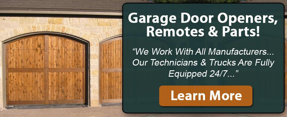 Garage Door Openers Service and Installation