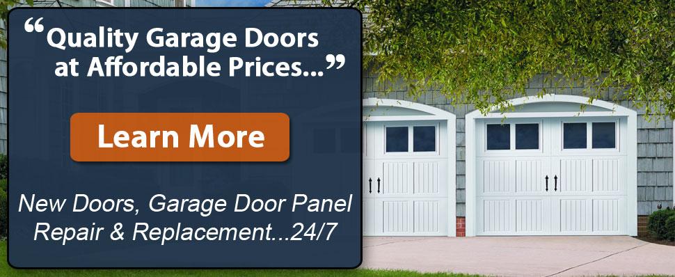 Garage Door Service, Sales and Installation